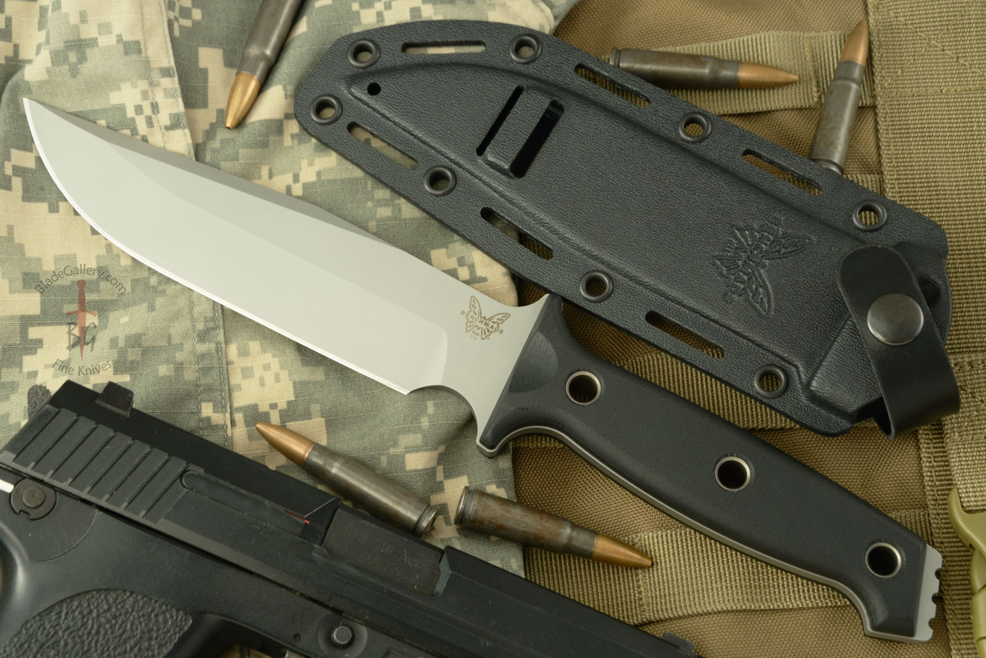 Arvensis (119) with Black G-10