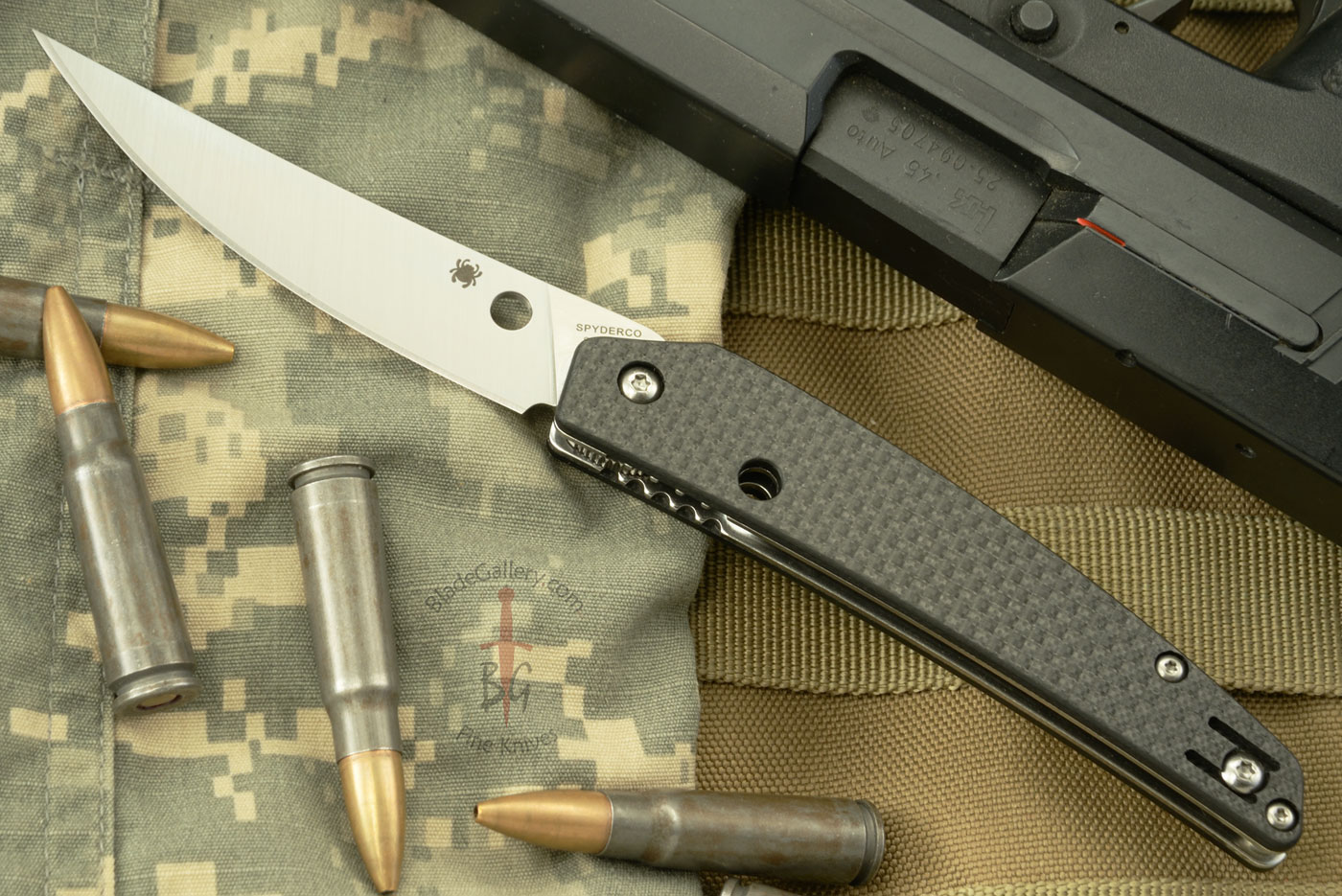 Ikuchi Front Flipper with Carbon Fiber (C242CFP)