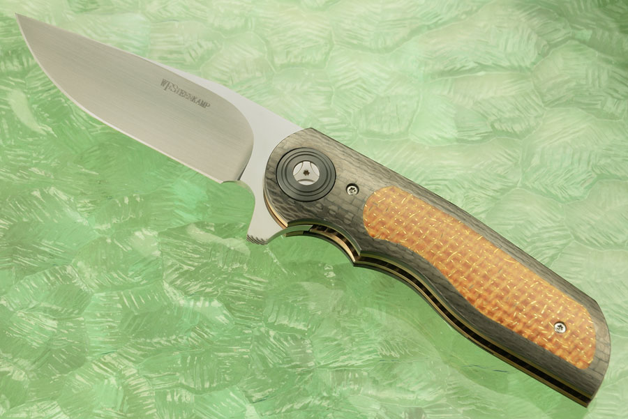 Raider Flipper with Carbon Fiber and Thunderstorm Kevlar (IKBS)