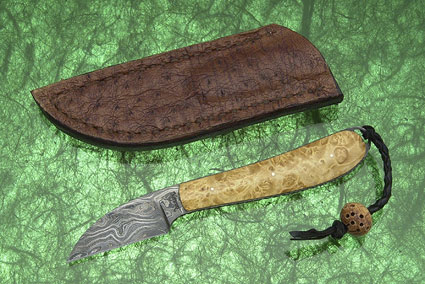 Box Elder Biltong Knife