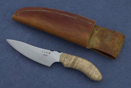 Myrtle Wood Semi-skinner