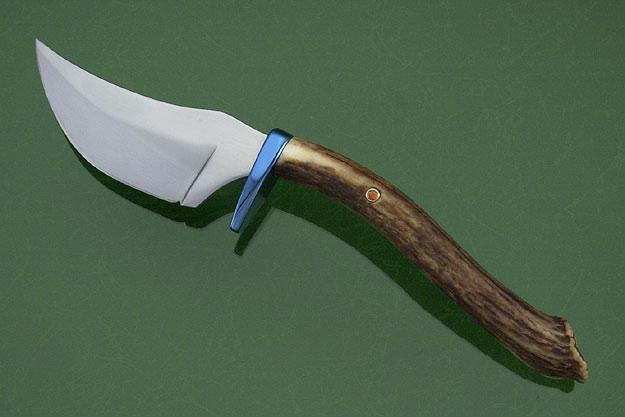 Blue Hunter - Journeyman Test Knife