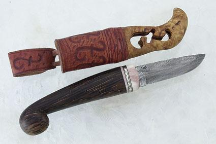 Elven Side Knife