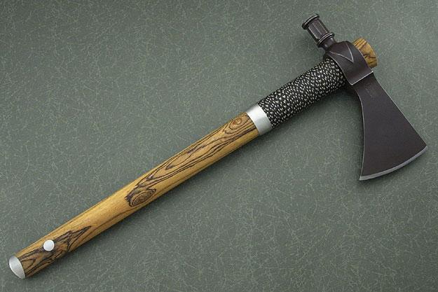 Octagon Pole Hammer Tomahawk