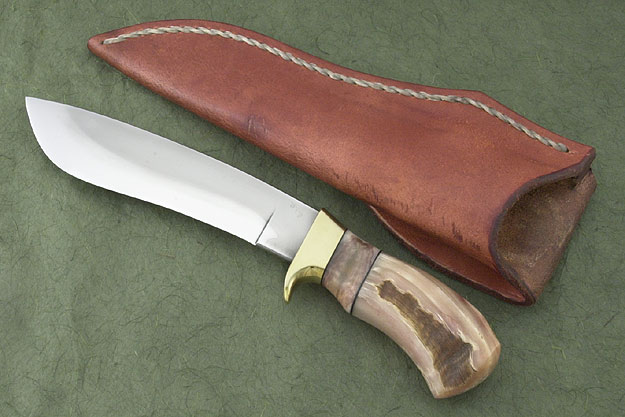 Sheephorn Camp Knife (8