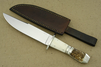 Stag and Elk Chevalier Bowie Replica