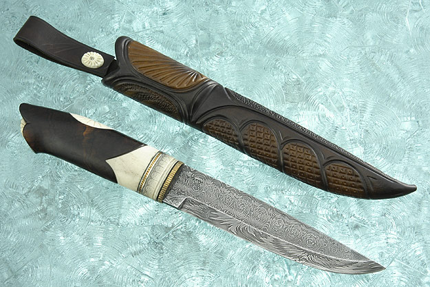 Swedish Bowie with Ironwood and Mammoth