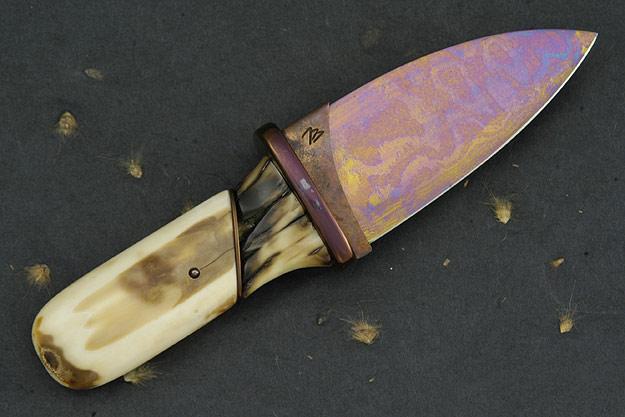 Titanium Leaf Blade