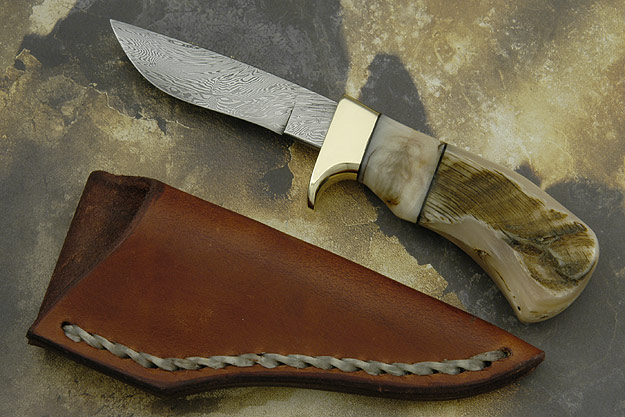 Damascus Pronghorn (3 3/4