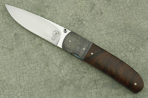 Ironwood Linerlock