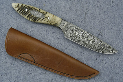 Integral Sheep Horn Hunter