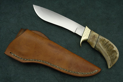 Pronghorn Camp Knife (7.4