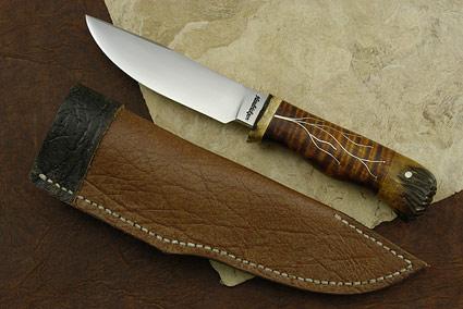 Bladegallery fine handmade custom knives art knives for Hendrickson s fine jewelry