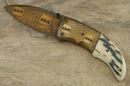 Flying Batwing - Best Folding Knife - MKA 2004