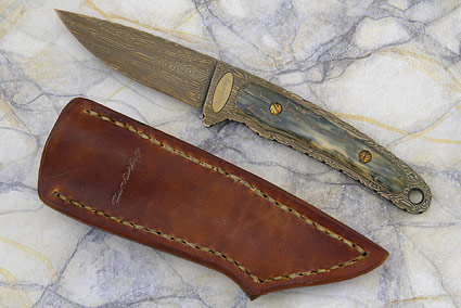 Damascus and Mammoth Hunter