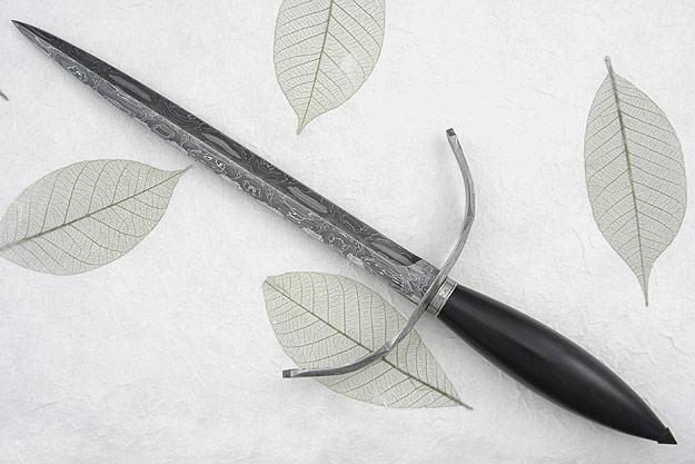 African Blackwood Dagger