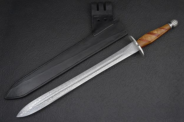Leaf Blade Short Sword