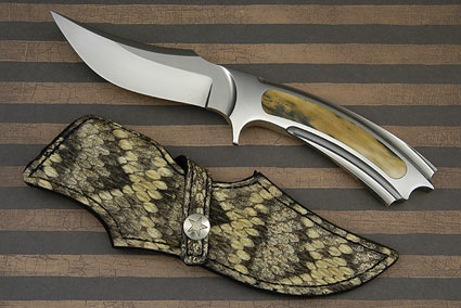 Integral Mammoth Ivory Hunter