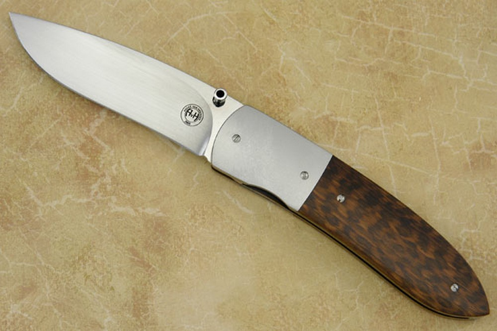 M3 Folder with Snakewood
