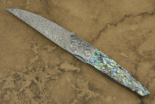 Engraved L13 with Abalone
