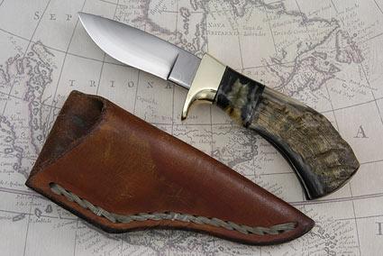 Black Pronghorn Hunter (3 1/4
