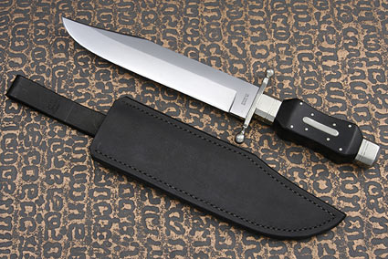 English and Huber Style Sheffield Bowie
