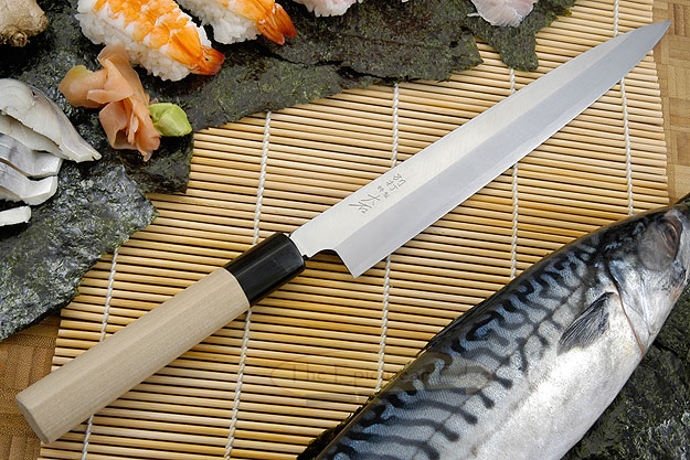 Hon Kasumi Right-Handed Sashimi Hocho - 240mm