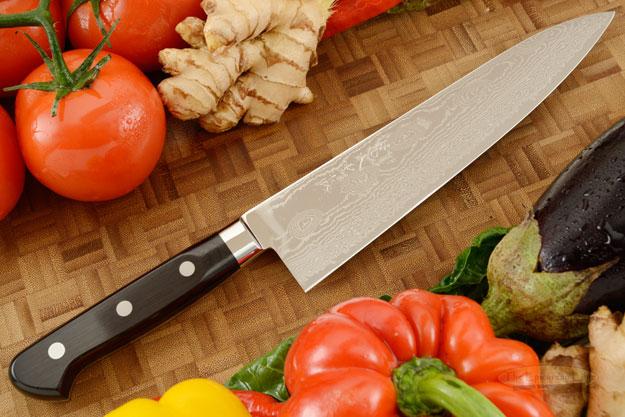 Ryusen Damascus Chef's Knife - Gyuto - 8 1/4 in. (210mm)