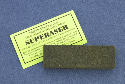 Superaser Ceramic Rod Cleaner