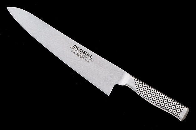 Global Chef's Knife - 9 1/2  in. (G-16)