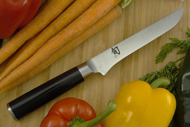 Shun Classic Boning  Knife - 6 in. (DM0710)