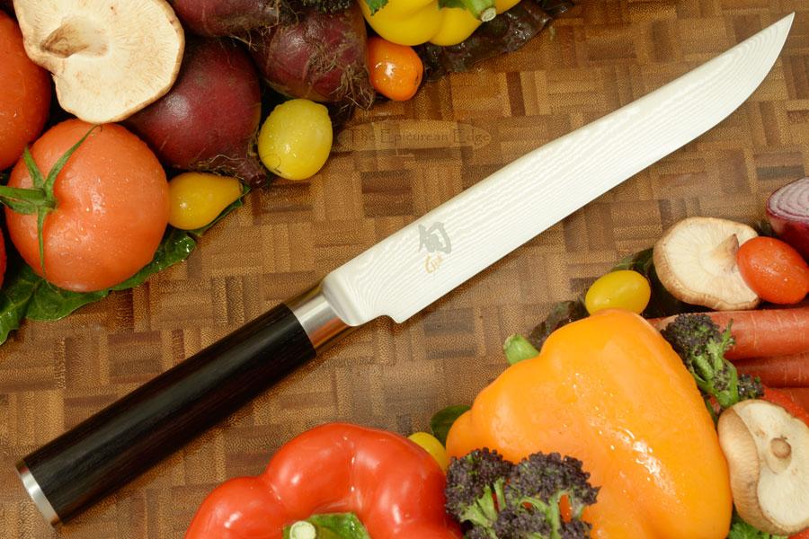 Shun Classic Carving Knife - 8 in. (DM0703)