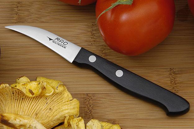 MAC Chef: Bird's Beak Garnish Knife - 2 1/2 in. (PK-25)