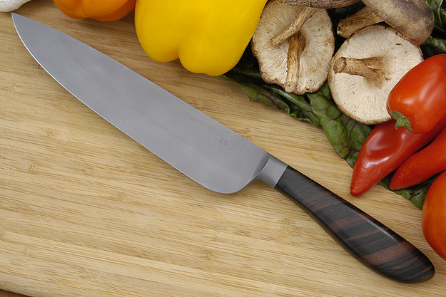 African Blackwood 7 in. Chef