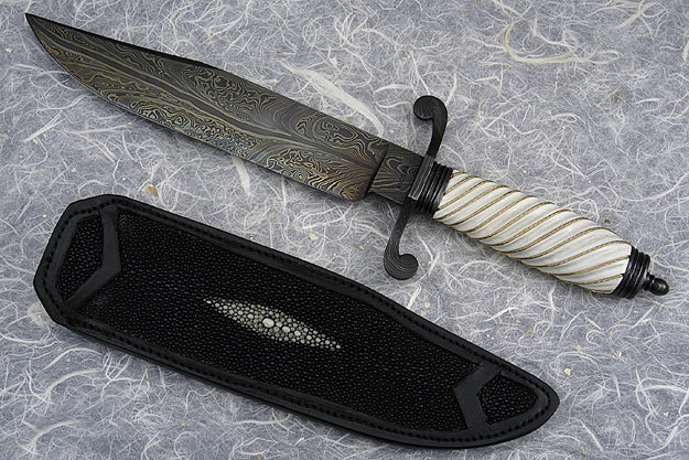 Southwest Fluted Bowie