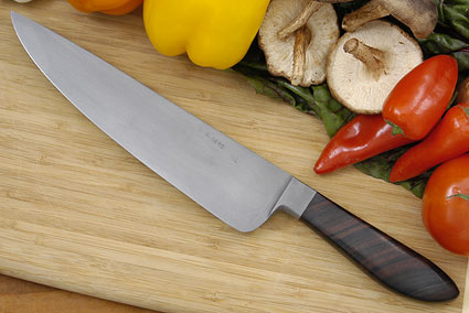 African Blackwood 8 in. Chef