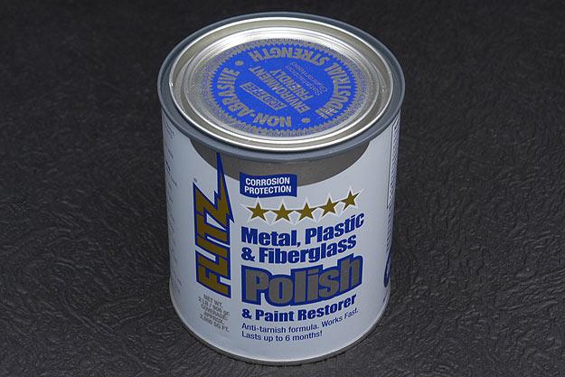 Flitz Metal Polish (2 lb can)