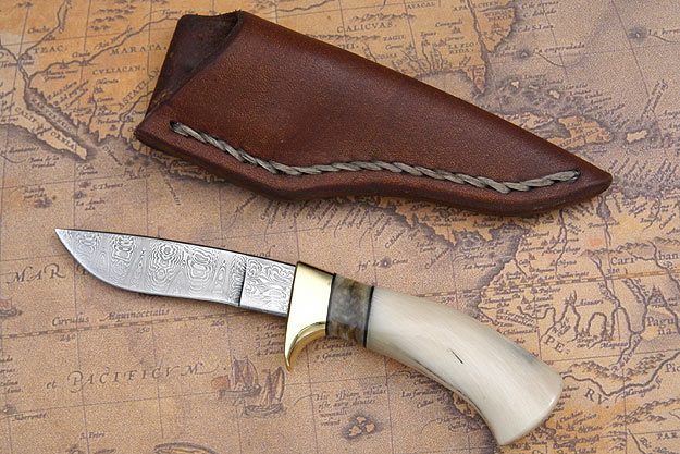 Damascus and Musk Ox
