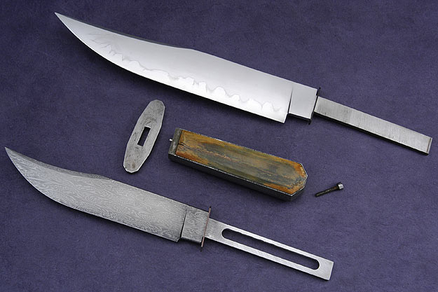 Two Blade Mammoth Bowie
