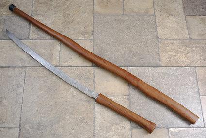 Staff Sword