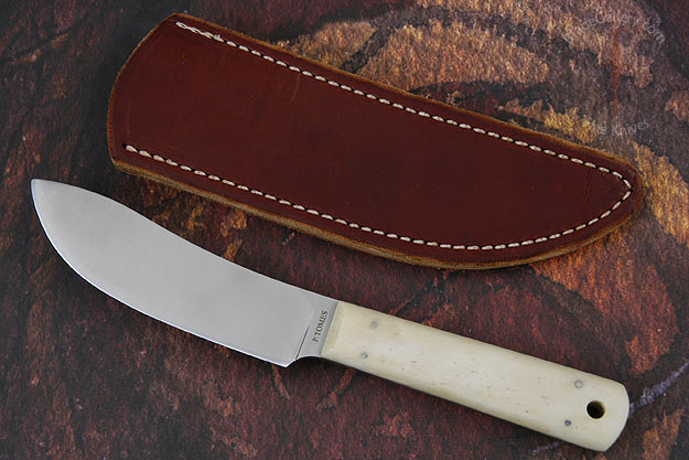 Model 22 - Bone Handled Skinner