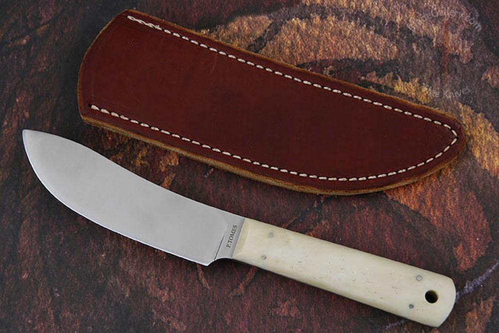 Model 22 - Bone Handled Skinner