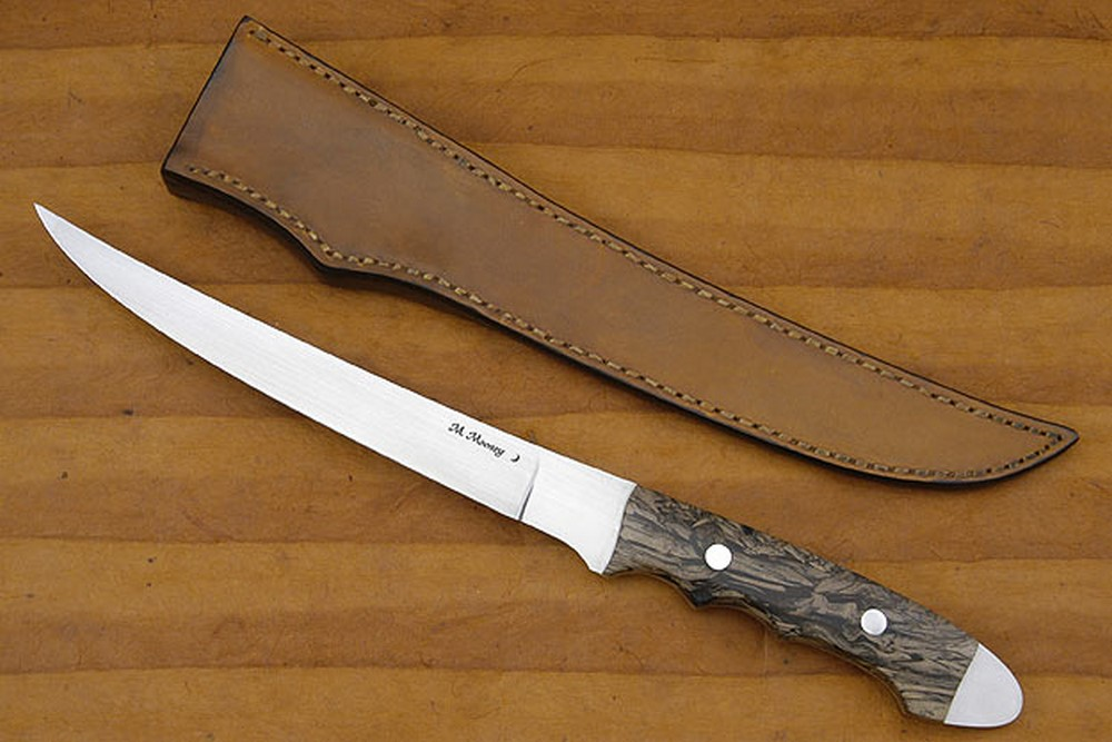 Silver Vine Chinook Fillet Knife