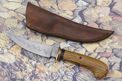 Bocote Hamon Trailing Point Hunter