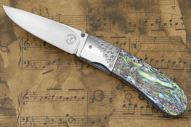 L3 Engraved with Abalone