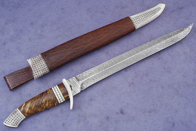 Icicle<br>(Knife of the Year, Soderham Knife Show, 2007)