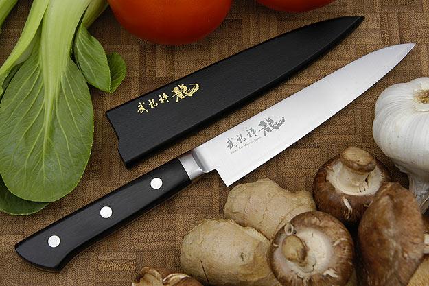 Bu-Rei-Zen (Blazen) Utility - Fruit Knife - 5 1/4 in. (135mm)