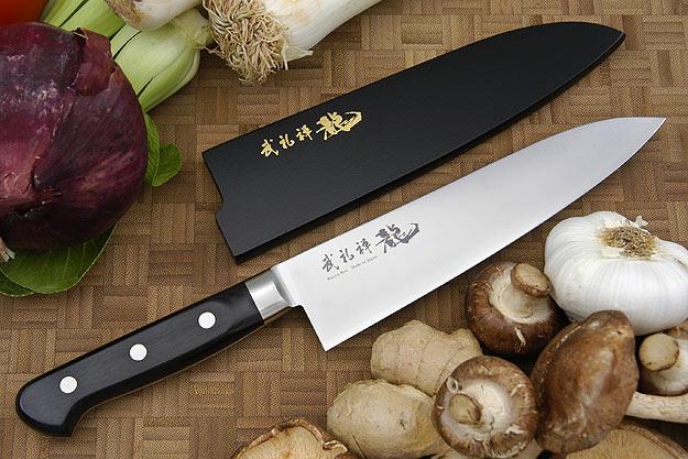 Bu-Rei-Zen (Blazen) Chef's Knife - Gyuto - 7 1/8 in. (180mm)