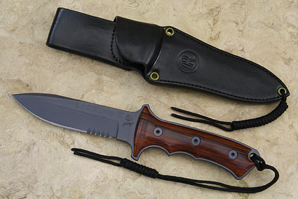 Cocobolo NICA Green Beret