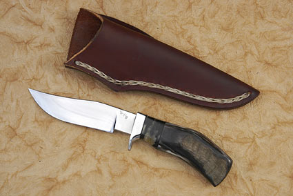 Black Sheep Horn Hunter/Gent's Bowie (4 1/2